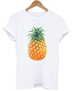 T shirt pineapple for Mens and Girl Funny T shirt T by TelekStory, $8.99