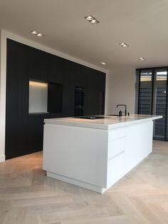 New Kitchen Interior, Home Decor Kitchen, Luxury Kitchens, Home Kitchens, Tuscan Kitchens, Modern Kitchen Design, Modern Interior Design, Happy New Home, Rustic Kitchen Island
