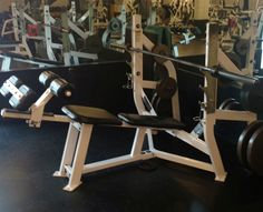 Hammer Strength Olympic Decline Bench - $450 --- Colorado Used Gym Equipment**970-691-5204** www.ColoradoUsedGymEquipment.com **ColoradosUsedGymEquipment@gmail.com
