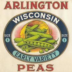 Arlington Peas