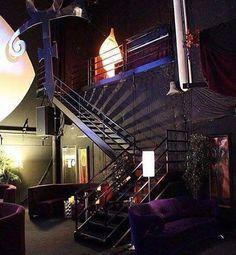Inside Prince house