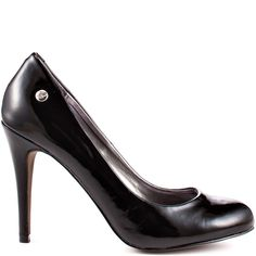 Briettaa heels Black brand heels Blink