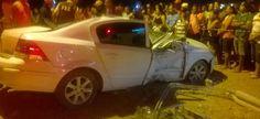 Acidente na BA 290 deixa quatro pessoas feridas em Teixeira