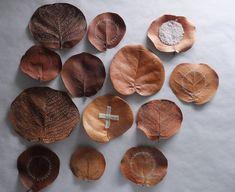 Stitched Leaves — Christine Mauersberger