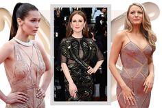 Nudes no red carpet: tons de pele são aposta das celebs para as unhas em Cannes