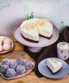 Kamu tiramisu tejbegrízzel - imádni fogod! | Street Kitchen Vanilla Cake, Tiramisu, Cheese, Food, Essen, Tiramisu Cake, Yemek, Meals