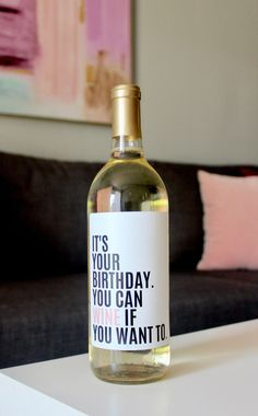 21st Birthday Presents, 30th Birthday Parties, Unique Birthday Gifts, Birthday Party Decorations, Wine Birthday, Wine Party Decorations, 21st Birthday Crafts, 21st Birthday Basket, 21st Birthday Themes