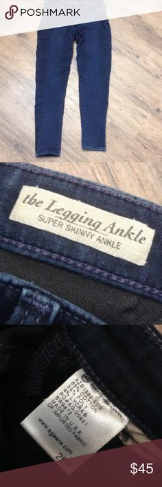 AG jeans Size 28 (3600) AG Adriano Goldschmied Jeans