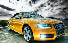 Audi S5 by ~AdamSchraderDesign on deviantART