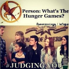 awesome Lol haha funny / Hunger Games Humor / #Judging You... by http://www.dezdemonhumor.space/hunger-games-humor/lol-haha-funny-hunger-games-humor-judging-you/