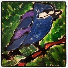 """The Blue Bird"""