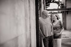 Urban Maternity Photo By Callie Hardman Photography #urban #maternity
