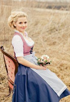 Dirndl-Hochzeit
