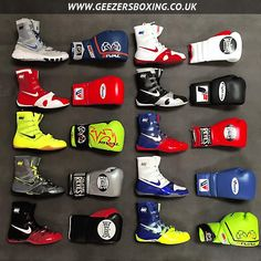 We love pairing the biggest brands in boxing with the new Nike Hyper KO Boots…