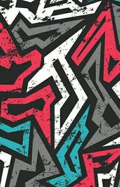 Graffiti-Tapete – Symnr_kc – Join the world of pin