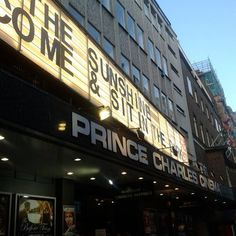 Prince Charles Cinema - London, United Kingdom.