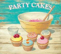 Decoupage, Cupcake Art, Cupcake Cakes, Cupcakes, Cupcake Pictures, Cupcake Pics, Cupcake Sayings, Flautas, Donuts
