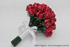 Buquê de rosas II {noiva}