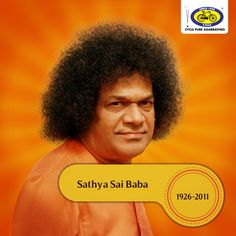 Sri Satya Sai Baba was born in 1926 in Madras Presidency. As a spiritual leader and philanthropist, he is believed to be the reincarnation of Shirdi Sai Baba. He laid the foundations of the Sai Baba Organisation and spread Vedantic philosophy. Sri Satya Sai Baba is highly praised for his service to mankind and is associated with the establishment of many schools, hospitals, and ashrams in the country. He passed away in 2011. #PureSouls