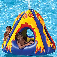 inflatable volcano 86.25