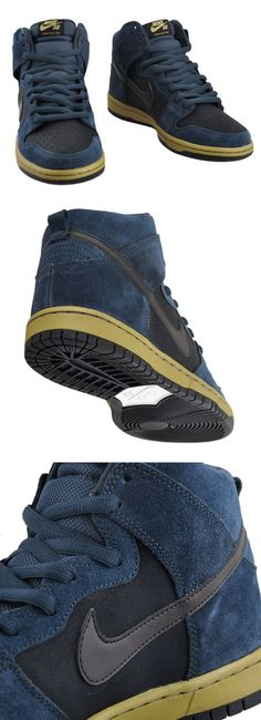 Nike SB Dunk High – Classic Charcoal – Tar