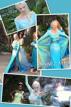 Katja As Elsa in Princess Rap Battles