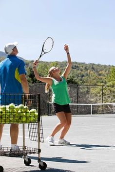 Top Tennis Camps for Adults---can't play anymore; but watching grand slams and the sport tennis I will always adore-a great game to learn,play and follow!