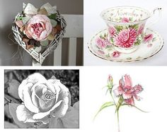 November Wedding Inspiration Flower Guide  by Marilyn on Etsy--Pinned+with+TreasuryPin.com