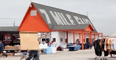 7 Mile Fair is Wisconsin's largest flea market that brings local vendors and bargain shopping with family fun - every weekend of the year. Where weekends mean bargains