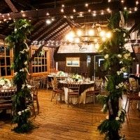 The Cobbs Mill Inn in Weston is a stunning wedding venue.  Situated on a river with a beautiful waterfall, this historic and unique venue will have your guests in awe.