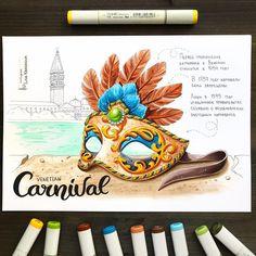 Sweet memories  Венецианский карнавал - одно из самых незабываемых впечатлений в моей жизни. Это непередаваемое чувство, когда ты…