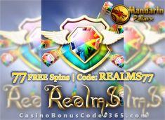 mandarin palace online casino bonus codes