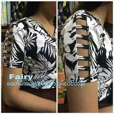 Designer Dresses in all sizes Kurti Sleeves Design, Sleeves Designs For Dresses, Neck Designs For Suits, Kurta Neck Design, Blouse Neck Designs, Sleeve Designs, Salwar Designs, Kurta Designs Women, Stylish Blouse Design