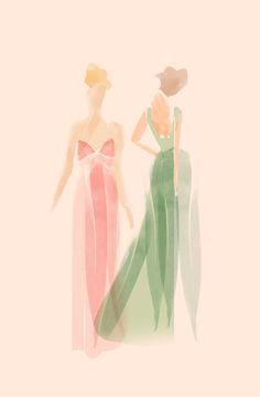 Watercolor fashion Illustration for Rowenta.      2 days ago / 223 notes    slk321 liked this