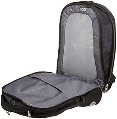 Amazon.com: Swiss Gear SA1908 Black TSA Friendly ScanSmart Laptop Backpack  - Fits Most 17 Inch Laptops and Tablets: Computers & Accessories