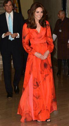 Kate Middleton in Beulah London