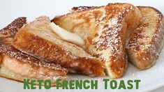 Keto French Toast Ea