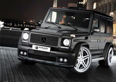 Mercedes Benz G Class by Prior Design