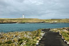 Orsay from the Port Wemyss coastal path, Isle of Islay