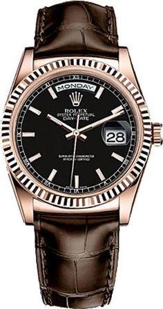 Rolex Day-Date 36 118135 #Rolex