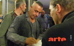 Till Lindemann # Rammstein in Amerika Premiere 23.09.15