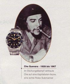 Che Guevara | Rolex