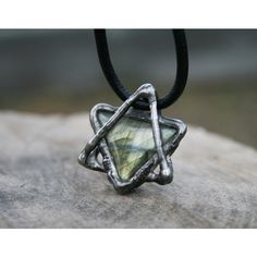 men necklace, raw labradorite, raw necklace, christmas gift, men... ($42) ❤ liked on Polyvore featuring men's fashion, men's jewelry, men's necklaces, mens pendant necklace, mens pendants, mens watches jewelry and mens necklaces