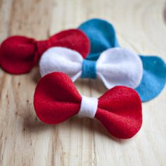 rounded bows