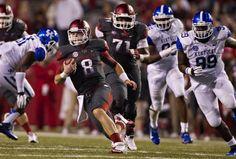 Kentucky vs. Arkansas: Wildcats Embarrassed in Fayetteville 49-7