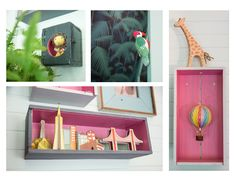 Das Tropische Kinderzimmer. www.waldfriedenstate.com