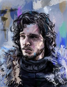 Game Of Thrones: Portraits // artwork by Nahuel (2016)