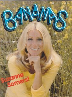 Bananas was a Scholastic teen-oriented magazine published in the and A look at a few of the issues with photos, trivia, commentary and more. Number 22, Suzanne Somers, Three's Company, Good Times Roll, Childhood Memories, Growing Up, Pop Culture, Nostalgia, My Love
