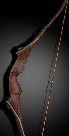 the hunter archive - this link does not work but a cute picture of a Recurve bow!
