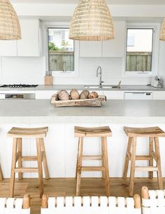 Home Decor Kitchen, Kitchen Interior, Home Kitchens, Kitchen Design, Home Design, Interior Design, Kitchen Ideas Australia, Home Decor Inspiration, Decor Ideas